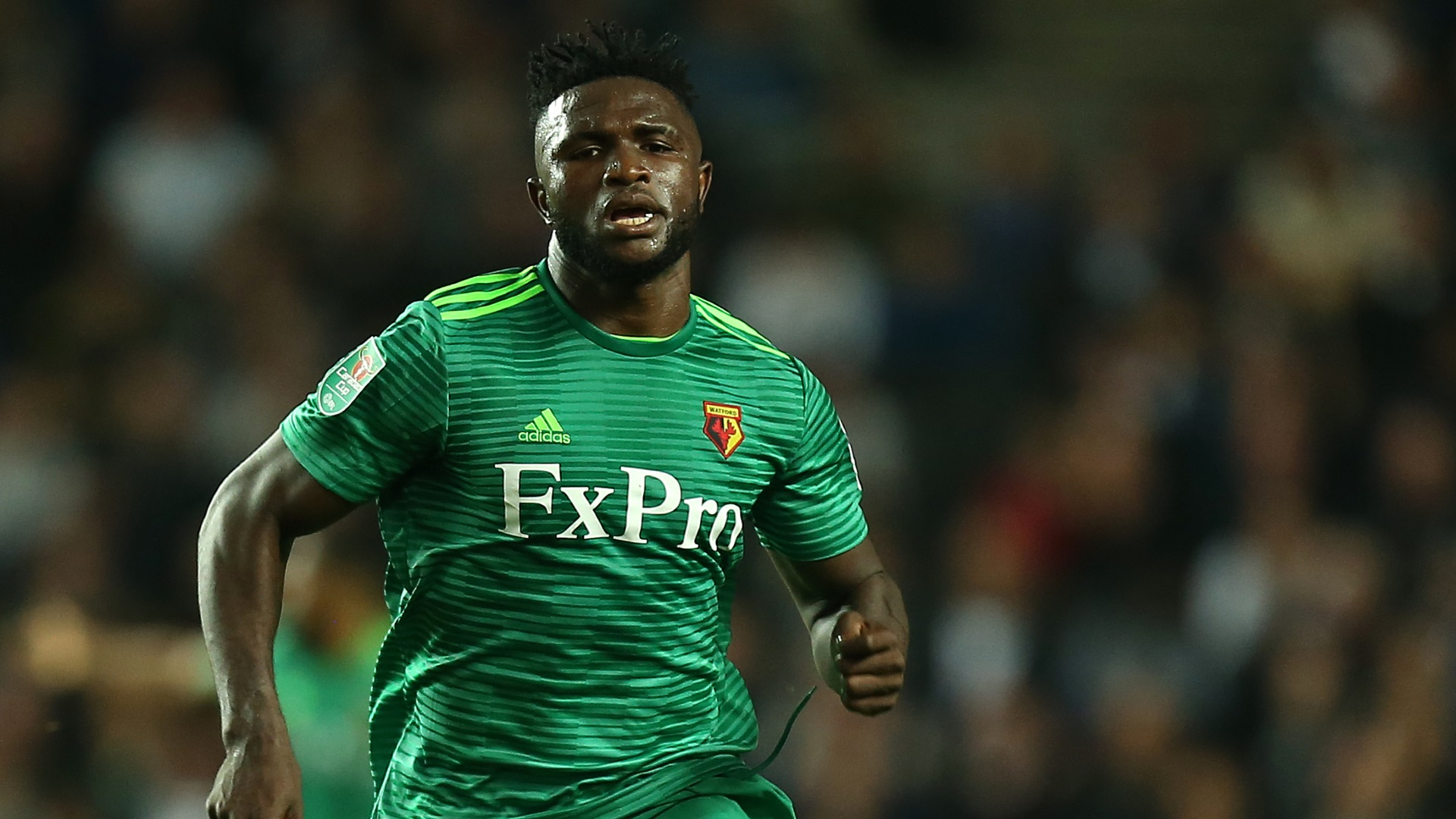 Success Fires Blanks In Watford's Loss; Balogun, Iheanacho Benched