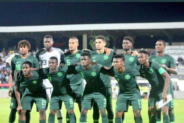 FIFA World Ranking: Eagles End 2018 In 44th Spot; 5th In Africa