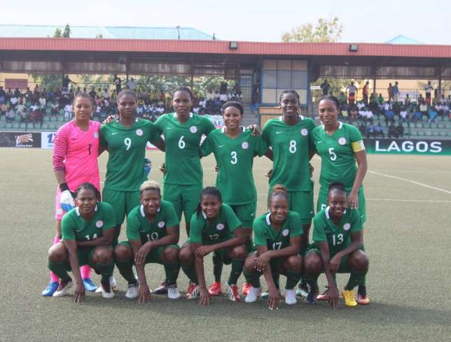 2018 AWCON: Super Falcons Draw S/Africa, Kenya, Zambia