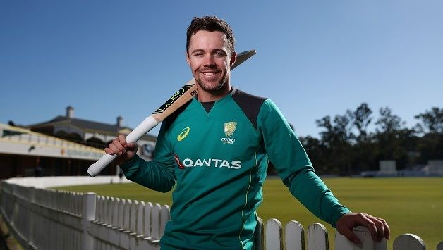 Head Set For Maiden Aussie Test Cap