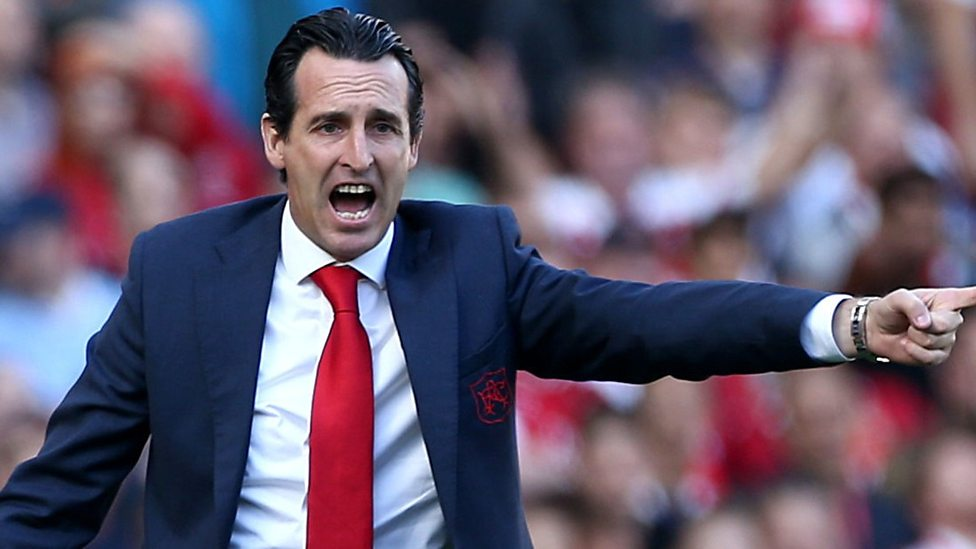 Emery Wants More From Gunners
