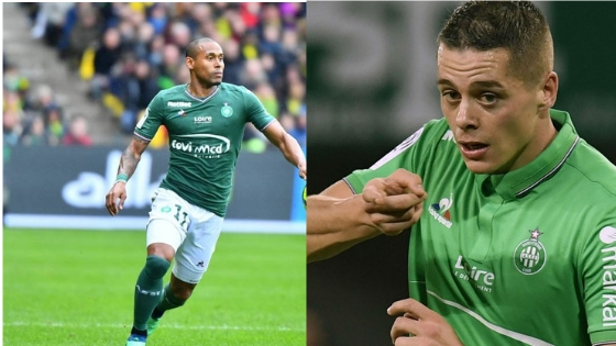 St Etienne Duo Recovering Well
