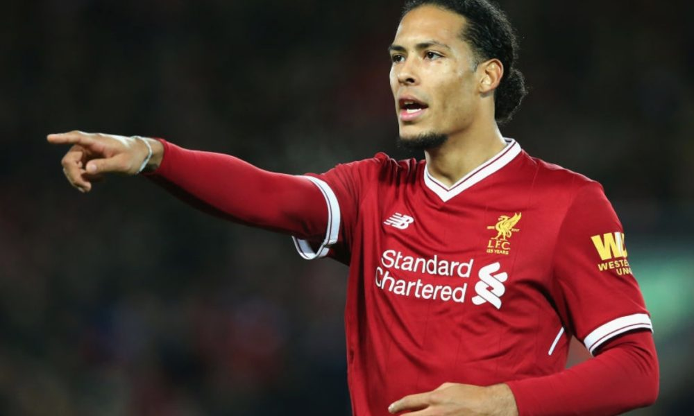 Van Dijk Makes Title Claim