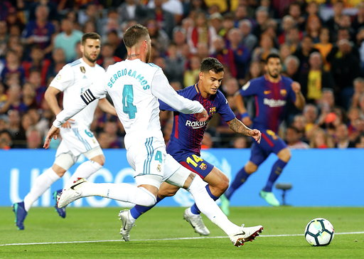 Barca, Madrid In 238th El Clasico!: This Time The Three Points Really Matter