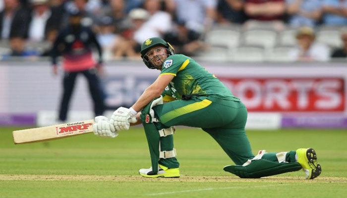 De Villiers Rules Out SA Return