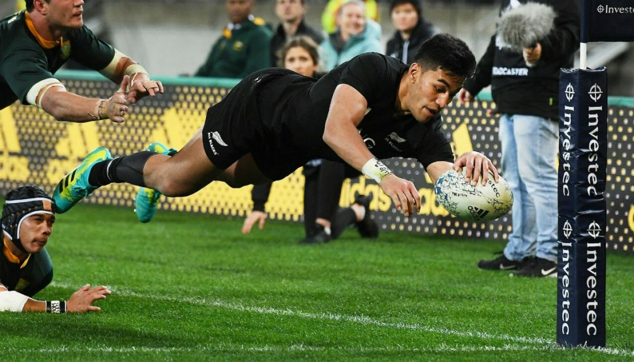 All Blacks Stun South Africa With Comeback Win