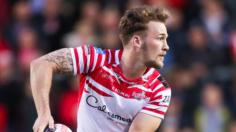 Wakefield Confirm Reynolds Deal