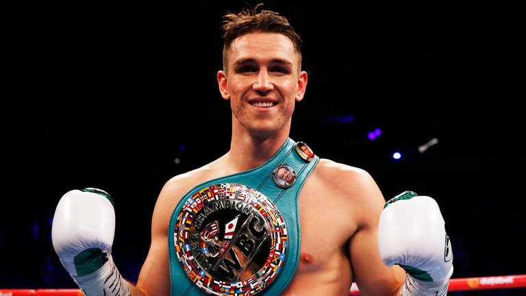 Smith Targets WBC Bout