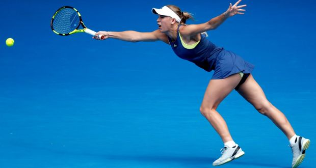 Wozniacki Pleased With Response