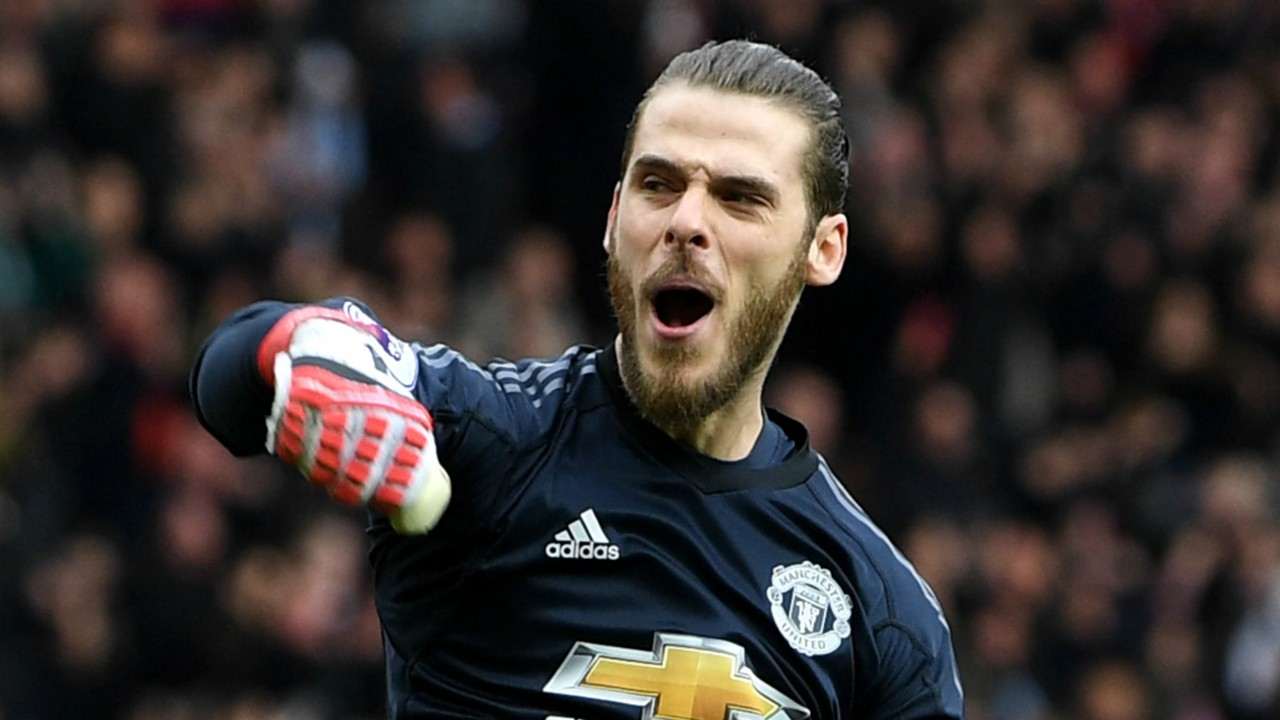 De Gea On Juventus Radar