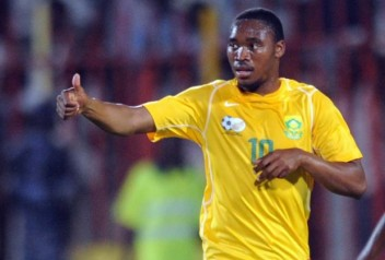 South Africa Midfielder Vilakazi Out Of Eagles Clash Over Injury