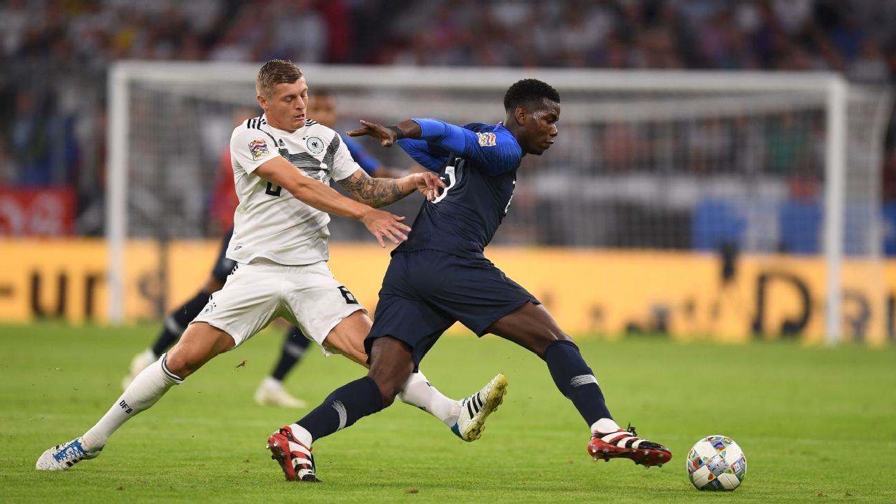 UEFA Nations League Preview: France Host German In Pick Of The Round