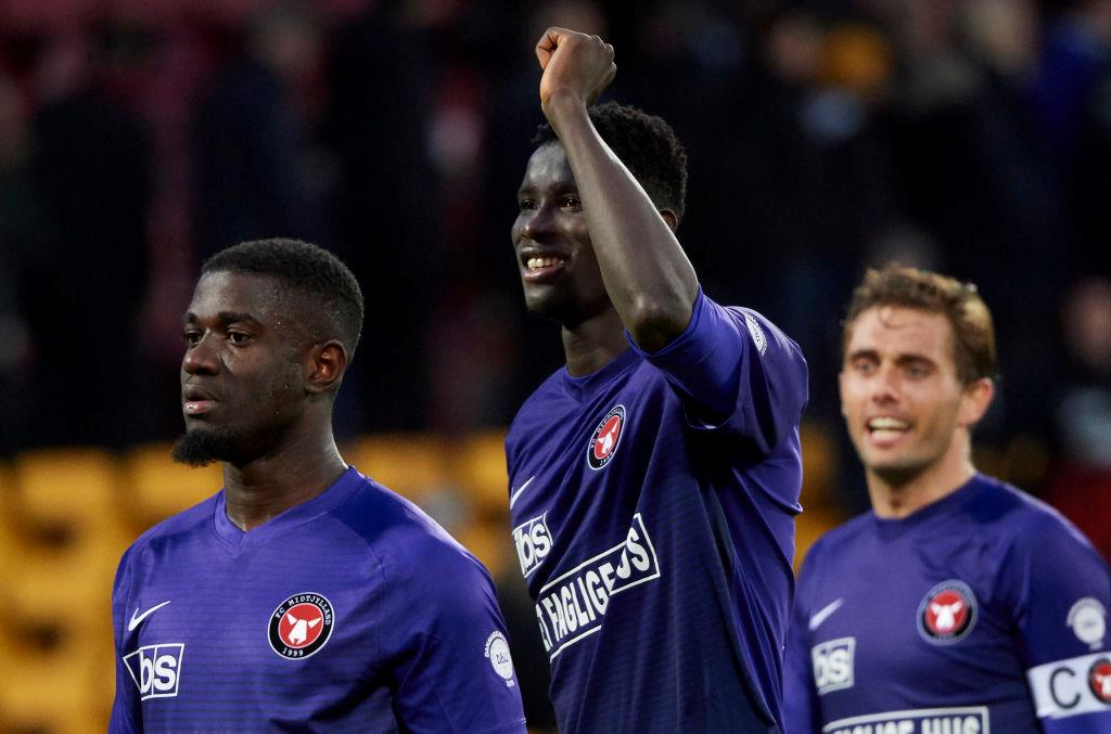 Onuachu Hits 1st Danish Superliga Hat Trick Of Season In Midtjylland's Big Win