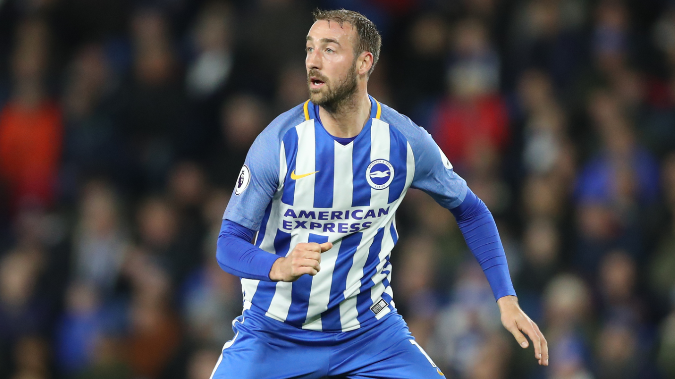 Brighton To Make Late Call On Striker Glenn