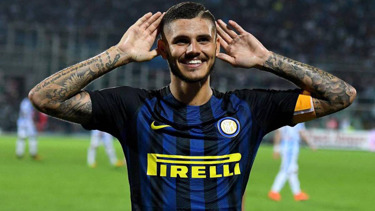 Wanda Rubbishes Icardi Reports