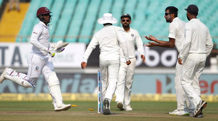 Record Victory For India As Windies Crumble