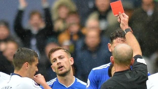 Cardiff Appeal Against Red Card