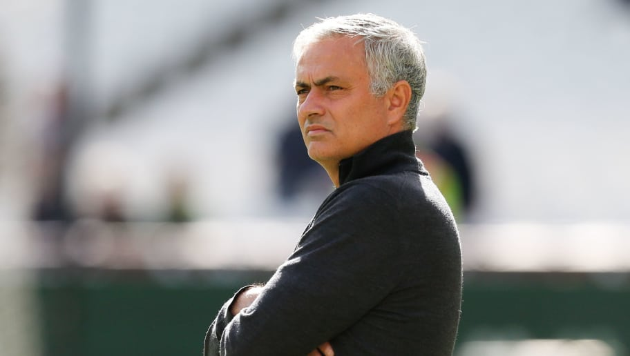 Mourinho Set To Be Sacked By Manchester United This Weekend, According To Report