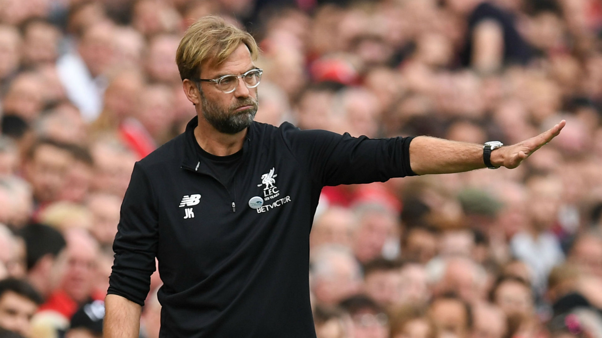 Klopp Makes Reds Admission