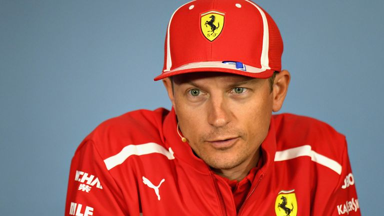 Raikkonen Eager To Move On