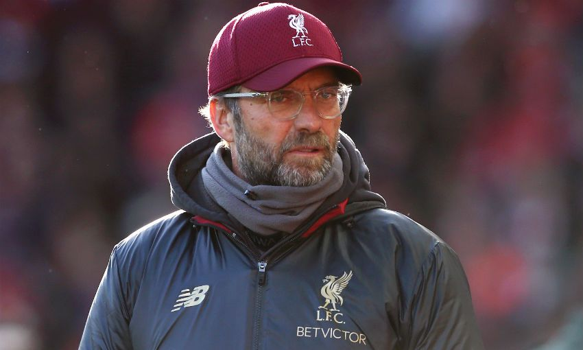 Klopp Dismisses Reds Lead