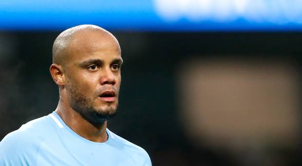 No Rush over Kompany Talks