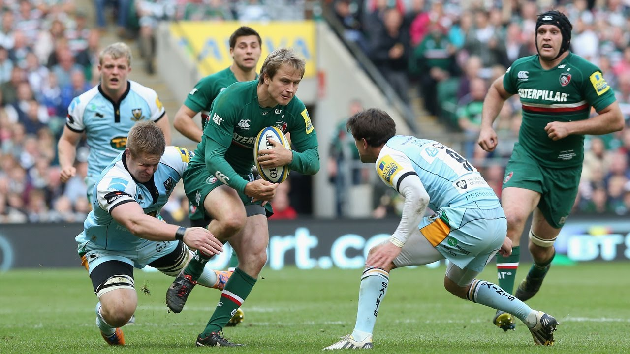 Tigers Roar At Twickenham