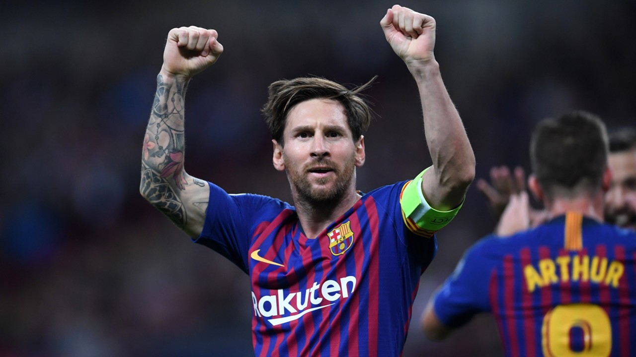 Messi Targets Triple Success With Barca