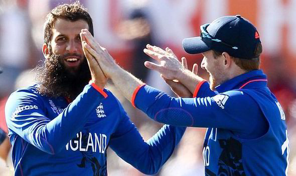 Moeen Hails Morgan Captaincy