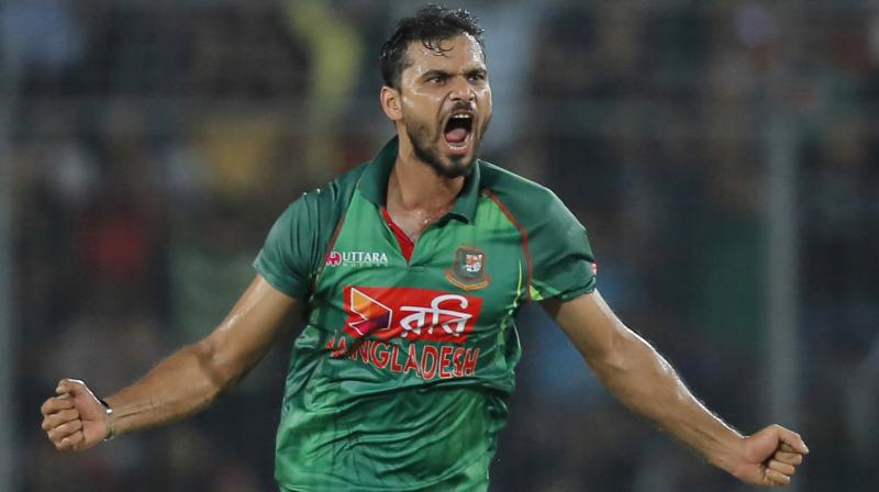 Mortaza Keeping Tigers Grounded