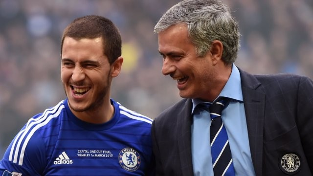 Mourinho Would Love To Sign Hazard