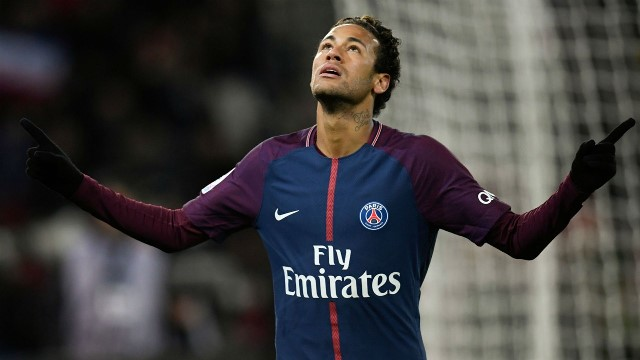 Neymar Happy With PSG Form