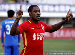 CSL: Ighalo Scores Goal No. 21 In Changchun Yatai Home Defeat  To Chongqing