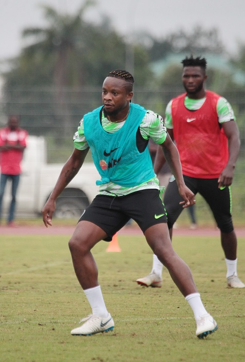 How Super Eagles Trained On Wednesday Ahead Libya Clash