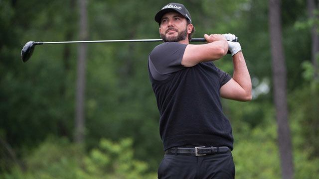 Piercy Moves Into CJ Cup Lead