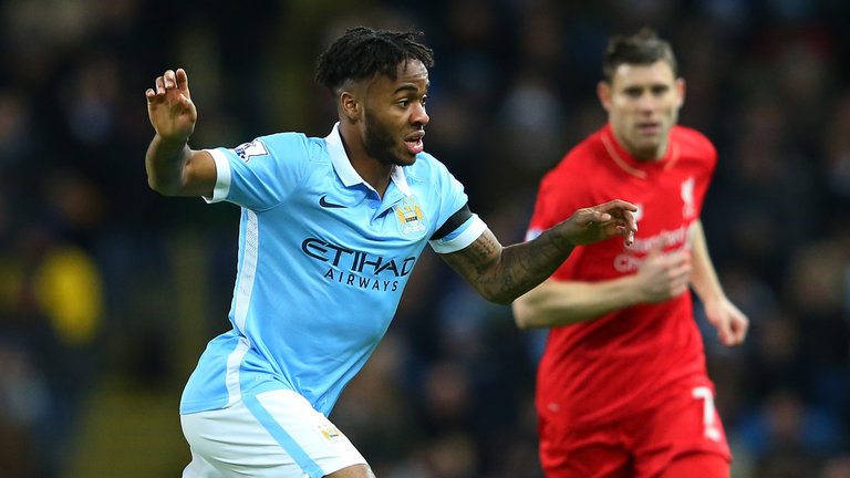 Sterling Can Handle Anfield – Pep