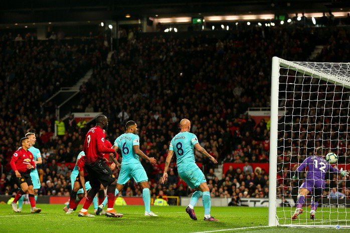 Sanchez Snatches Last- Minute Winner As United Beat Newcastle At Old Trafford