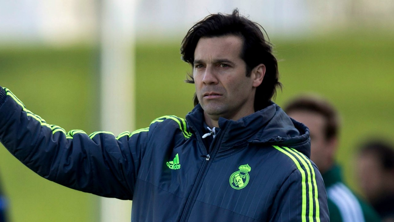 Solari Urges Real Reaction