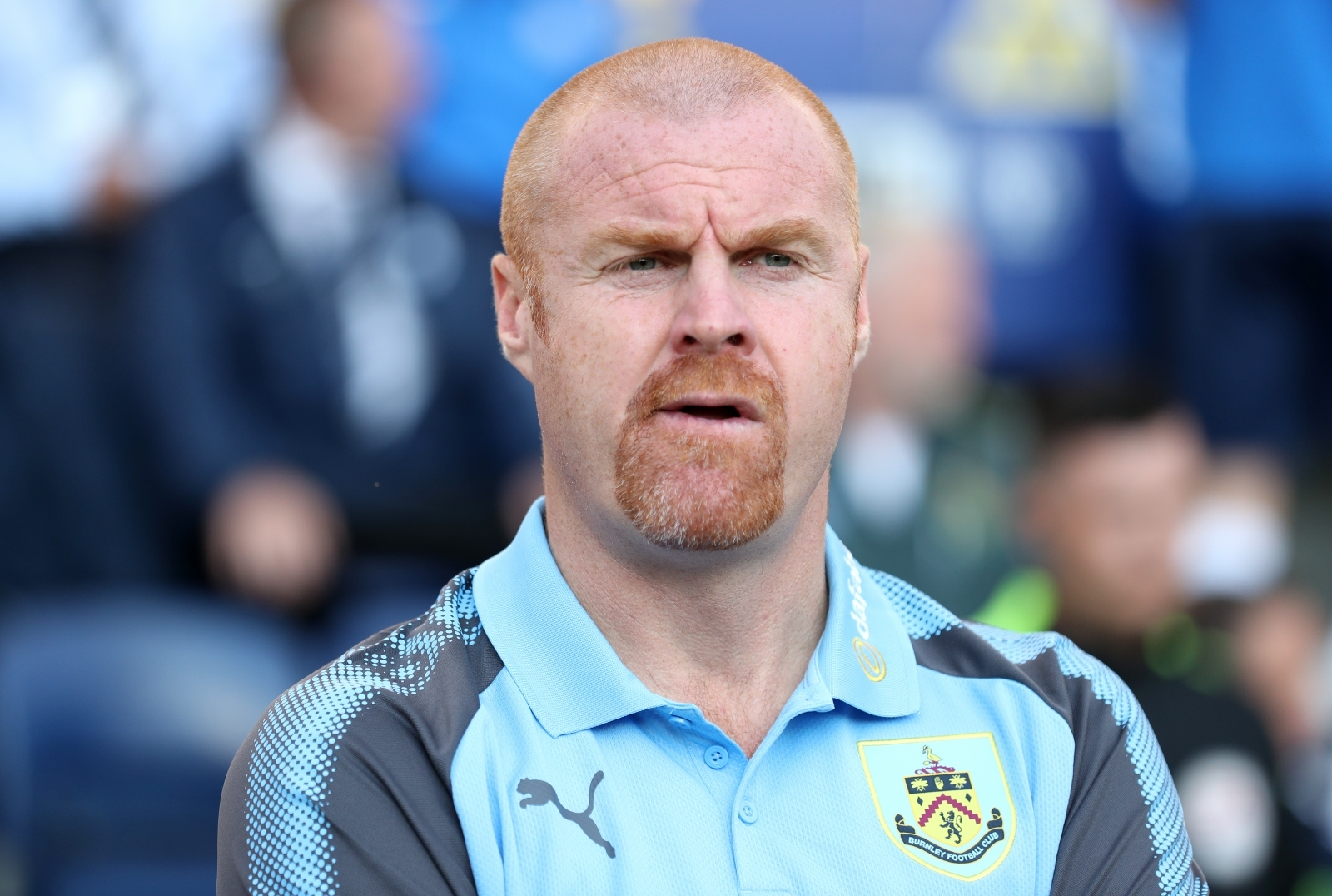 Dyche Hits Out At 'Cringeworthy' Dive