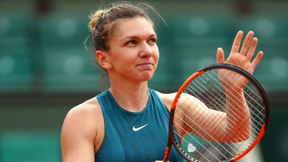Halep Eager To Finish On Top