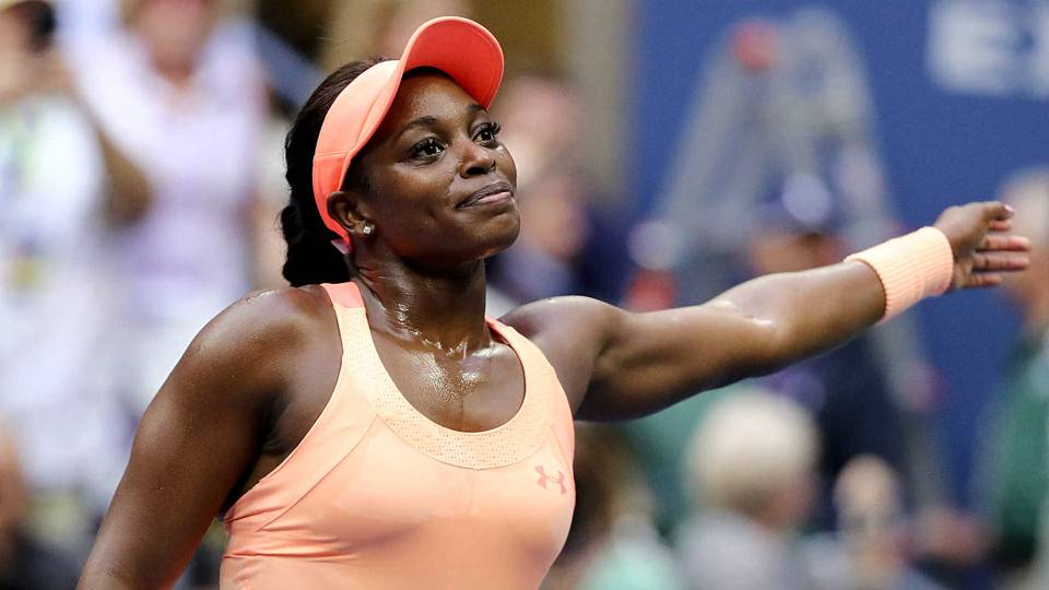 Stephens Completes WTA Finals Semi Line-Up