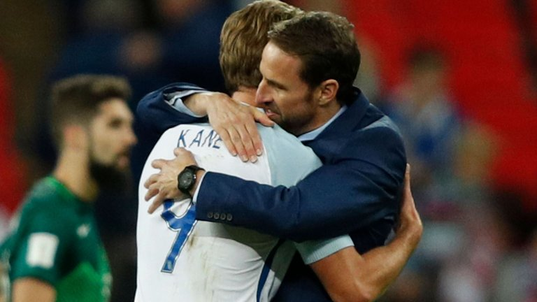 Southgate Backs Kane To End Drought