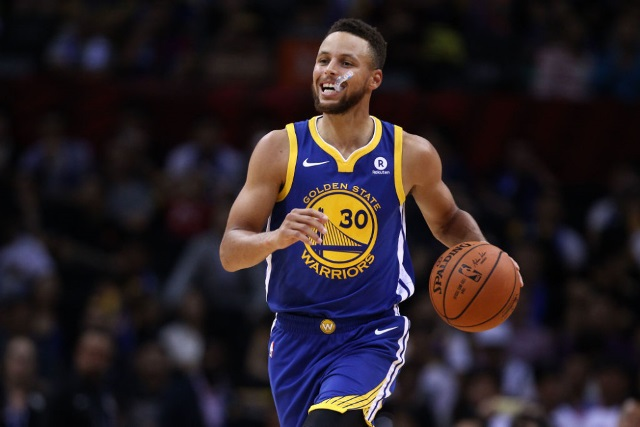 Warriors Ready For 'Three-Peat' Challenge – Curry