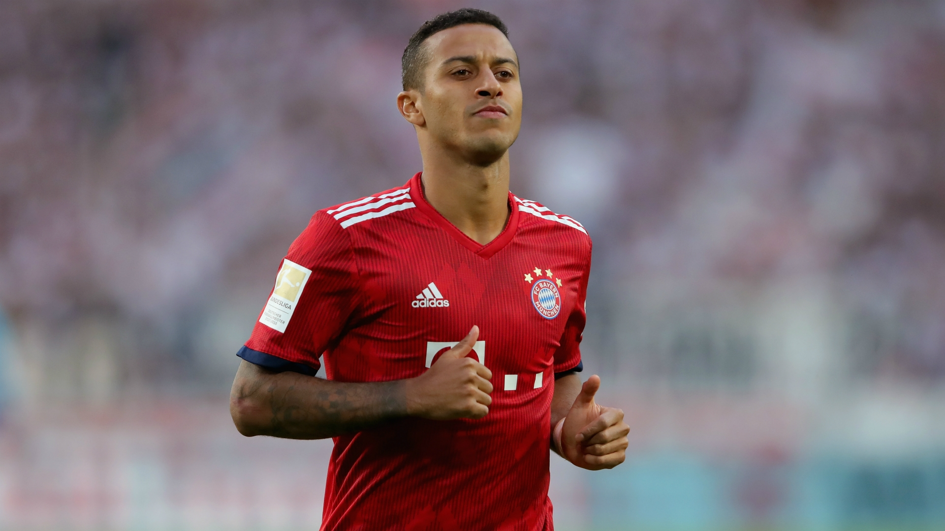 Bayern Wait On Thiago News