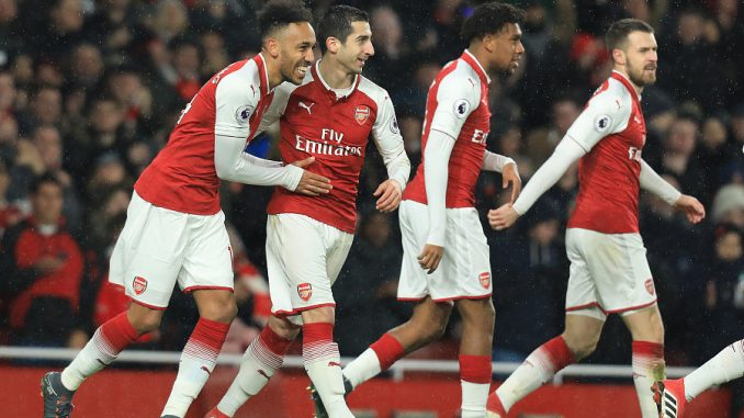 Gunners Leave Star Trio At home