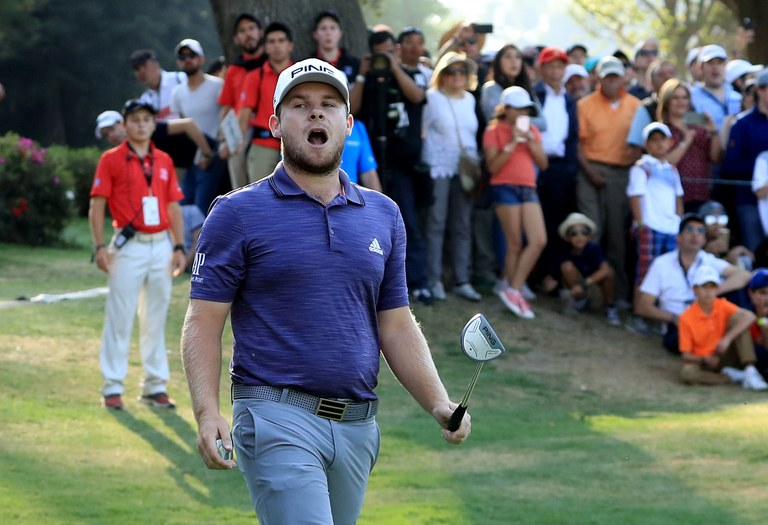 Hatton Looking To Repeat Ryder Cup Delight