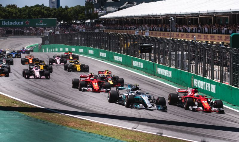 F1 Set To Head To Hanoi In 2020