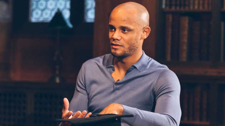 Kompany Rules Out Two-Horse Race