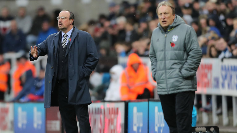 Warnock shows Support To Relegation Rival
