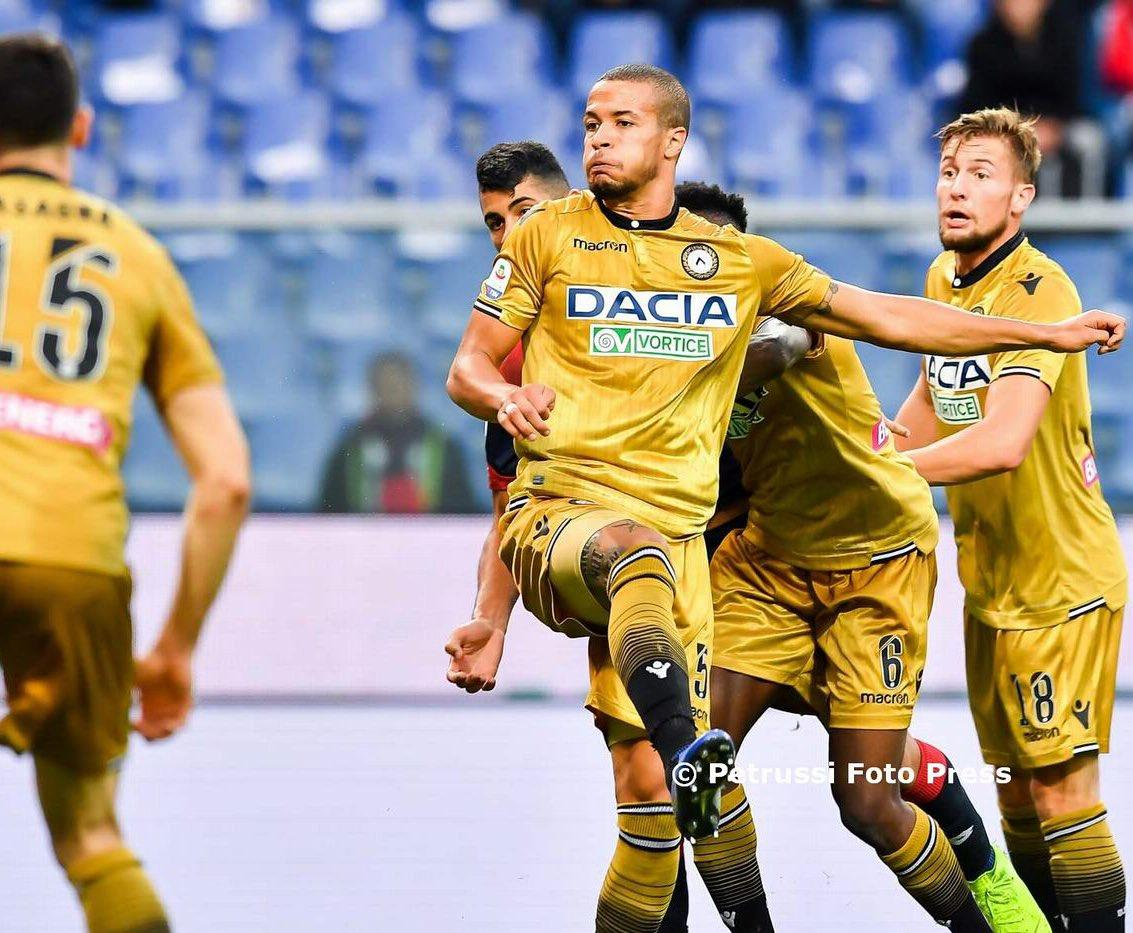 Troost-Ekong Thrilled With Udinese Fighting Spirit In Away Draw Vs Genoa